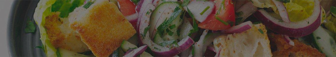 Salades & Pâtes